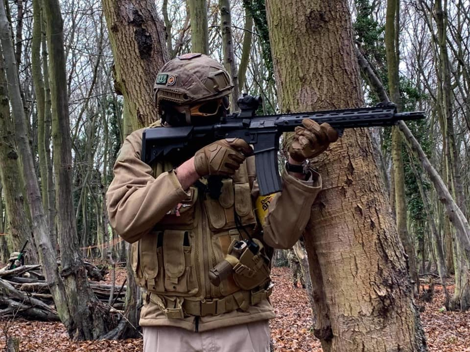 Warren Wood Airsoft